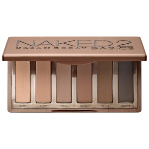 NAKED2 Basics Eye Shadow Palette. Image provided by Urban Decay.