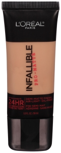 L'Oreal Paris Infallible Pro-Matte Foundation in Classic Tan