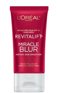 L'Oreal Paris Revitalift Miracle Blur Instant Skin Smoother Finishing Cream without box